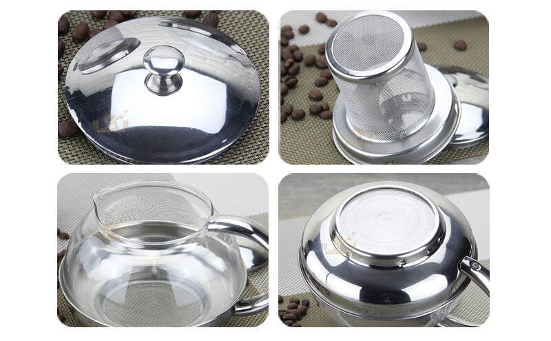 coffee pot OEM stainless steel supplier