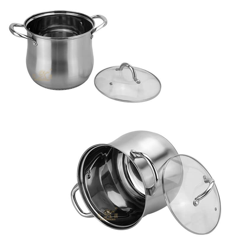 cooking pots factory stock pots supplier