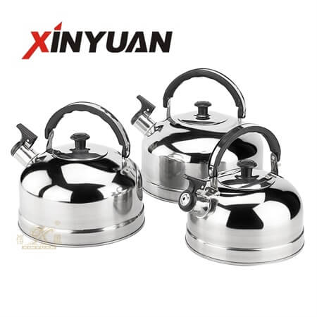 stainless steel kettle supplier