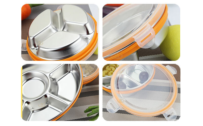 serving tray OEM large round tray wholesale