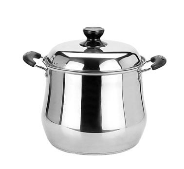 stainless cooking pot factory kitchen stainless steel set factory