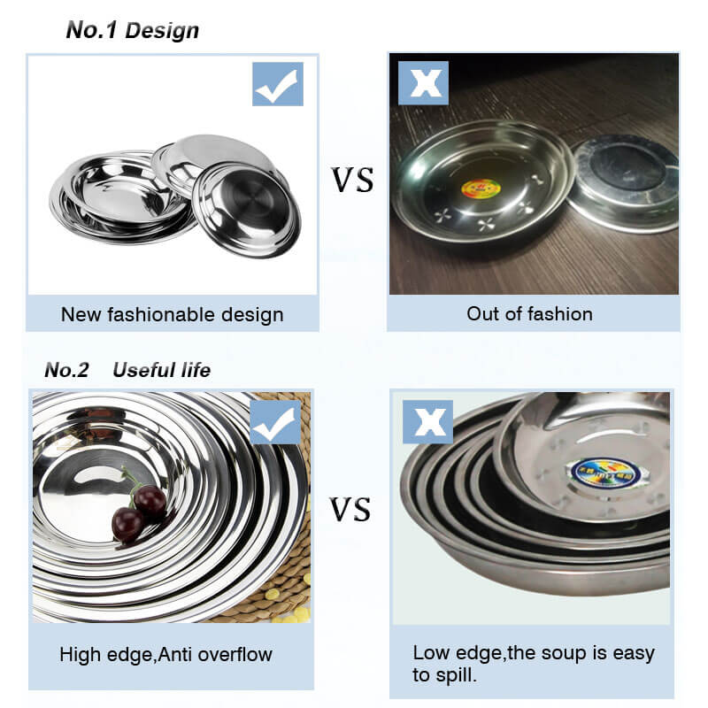 decorative trays OEM tray hotel supplier