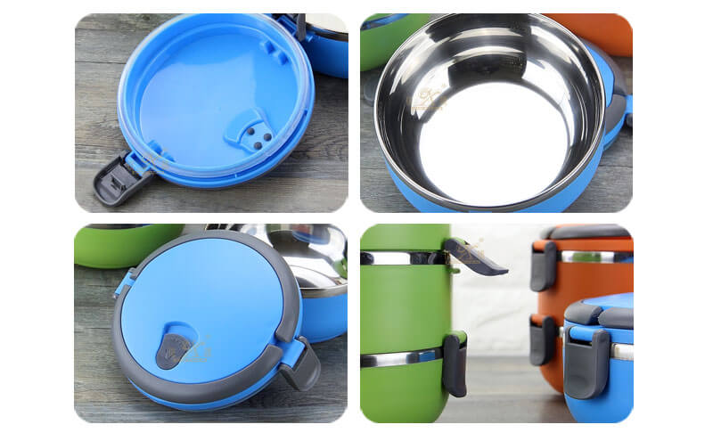 bento lunch box set ODM steel lunch box wholesale