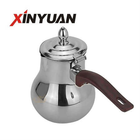 best coffee pot  with stainless steel of factory direct sale household restaurant