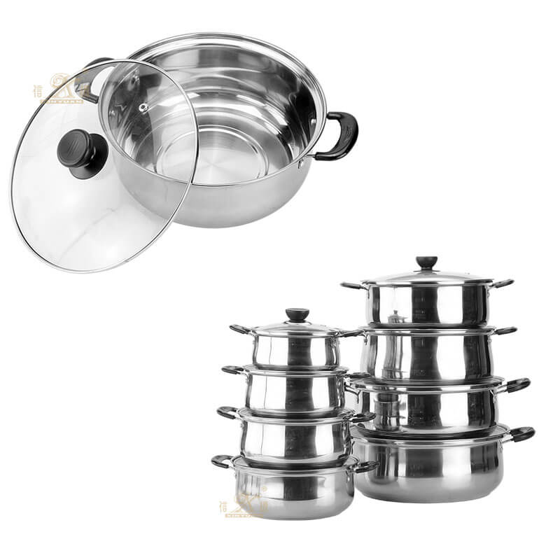 best stock pot factory non stick cooking pot supplier