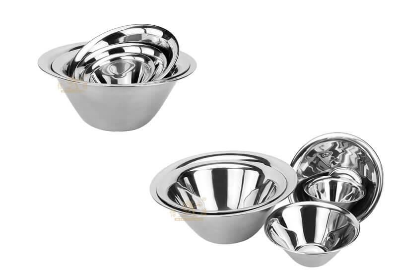 cooking bowl of salad OEM cooking bowl manufacturer