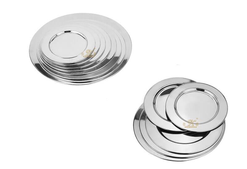 wedding tray OEM dinner plates manufacturer