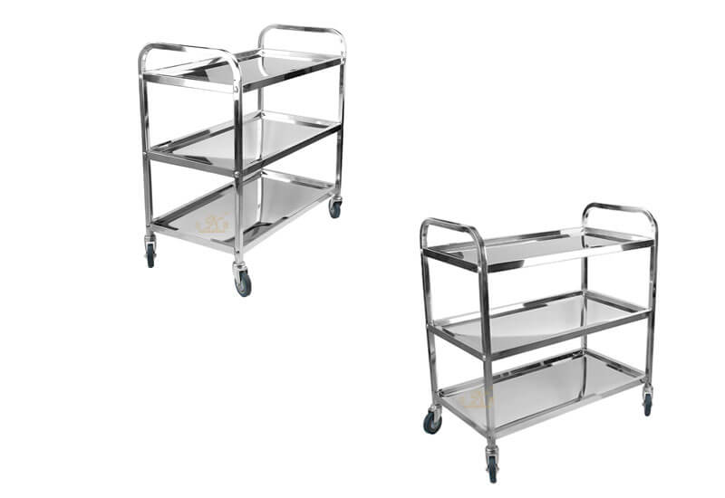 stainless steel cart exporter utility cart manufacturer