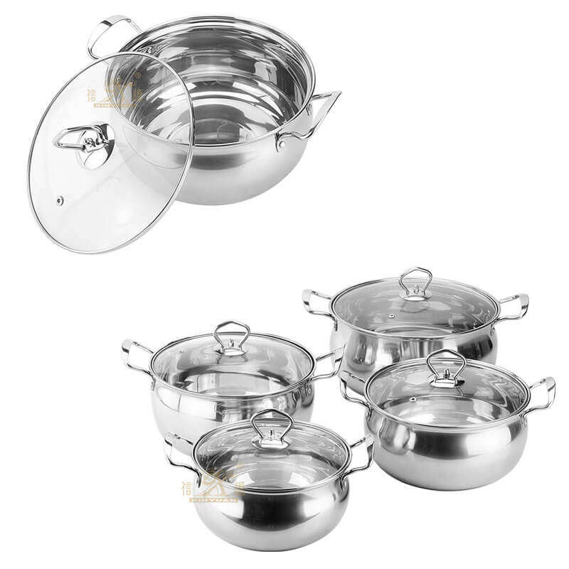cooking pot factory stock pots and cookware supplier