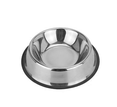 stainless   pet bowl ODM dog food bowl factory