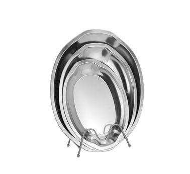 oval plate OEM fish plate factory