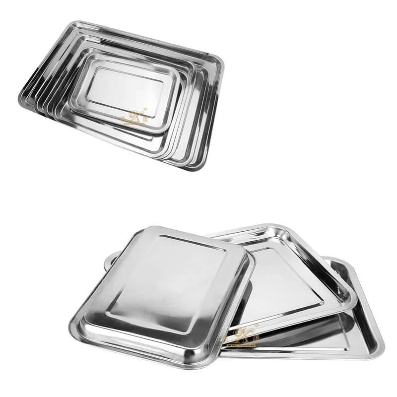 sheet metal manufacturer dinner plates square supplier