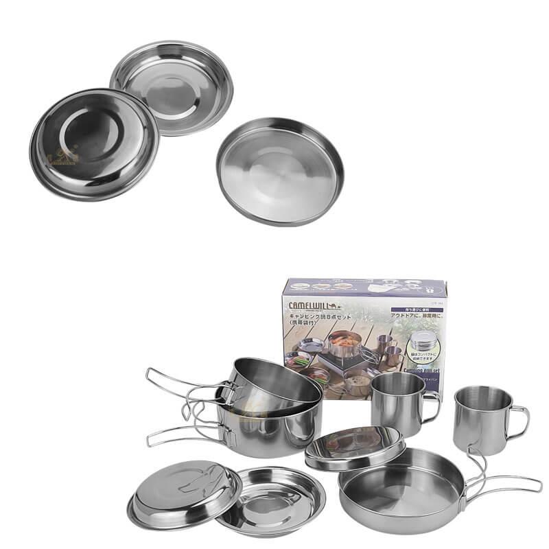 tea mug lunch OEM 8pcs cooking   set supplier