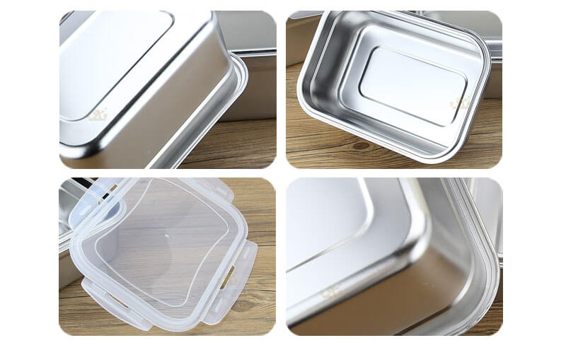 food storage box exporter buffet container set wholesale