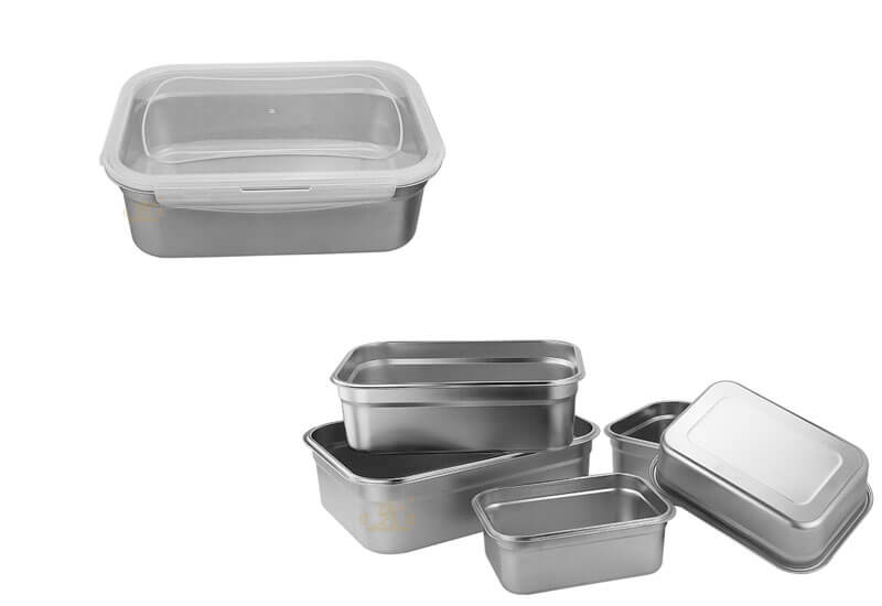 food storage box exporter buffet container set manufacturer