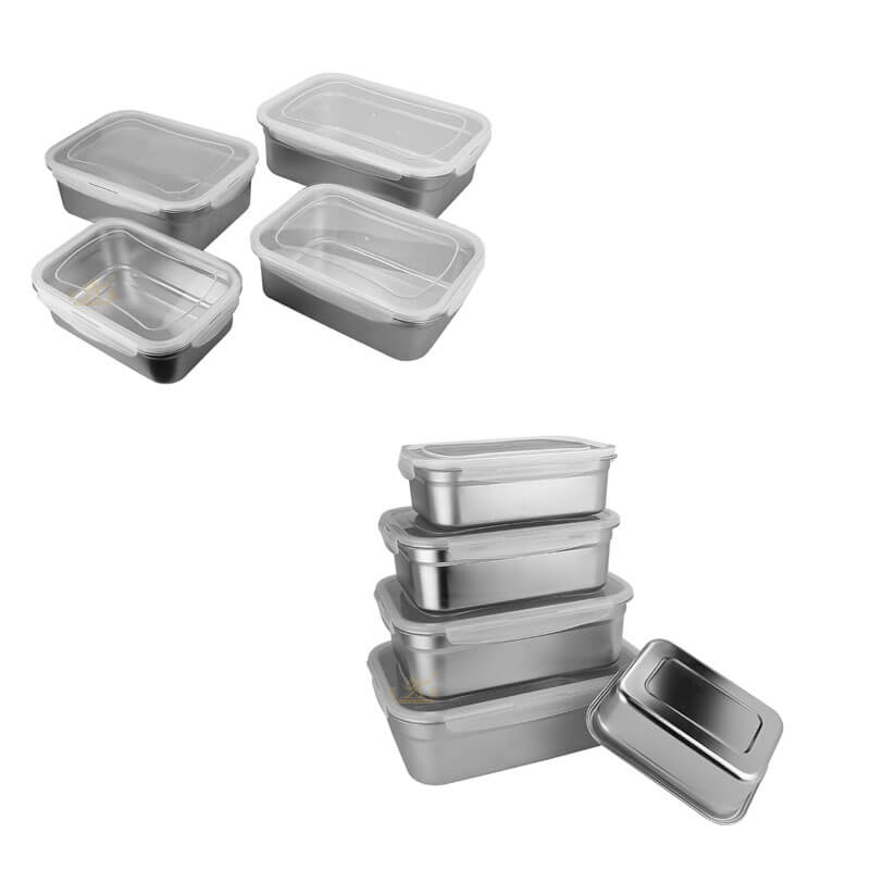 food storage box exporter buffet container set supplier