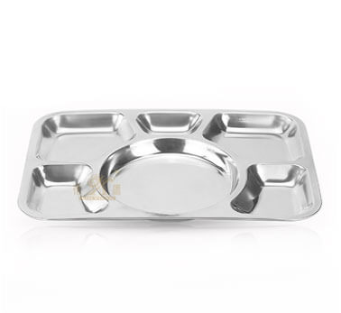 plate stainless steel ODM serving tray set factory