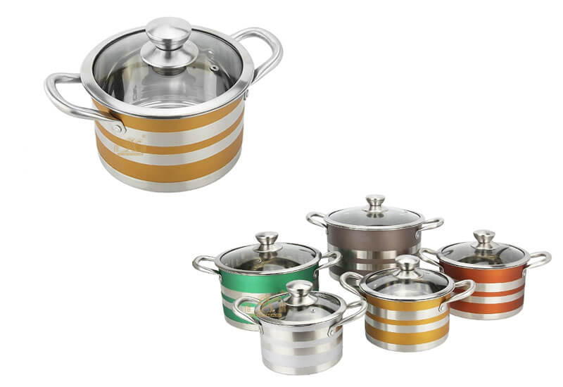 french cookware manufacturer