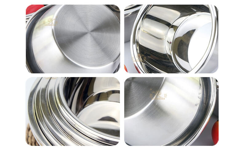 kitchen bowls OEM steel mixing bowls wholesale