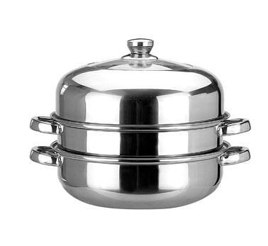 kitchen pots factory steel cookware factory
