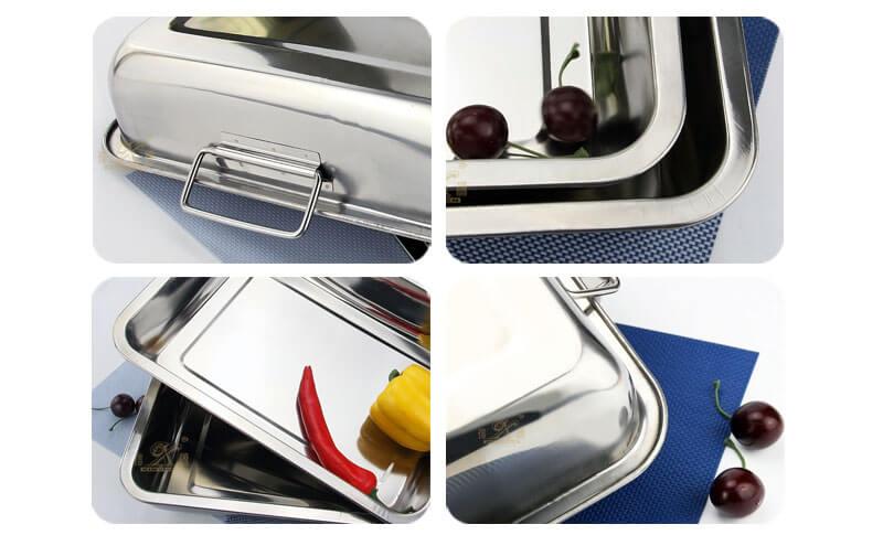 kitchen tray OEM fruit pan wholesale