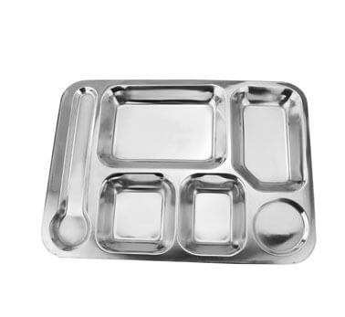 large metal tray OEM food tray factory