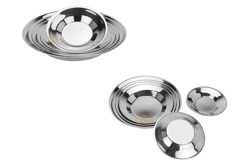 steel magnetic OEMmodern dishes manufacturer