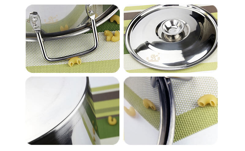 stock pot manufacturer soup bucket wholesale