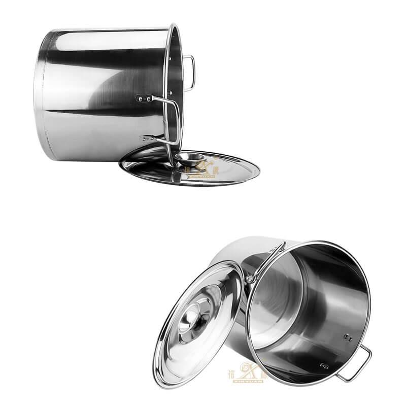 stock pot manufacturer soup bucket supplier