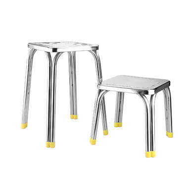 steel chair ODM metal dining chairs factory