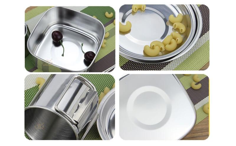 box cover ODM 6pcs cooking pot wholesale