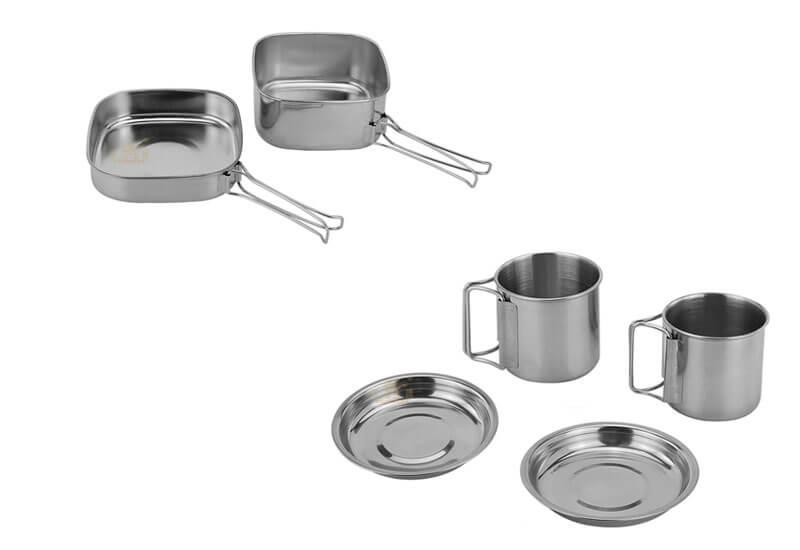 box cover ODM 6pcs cooking pot manufacturer