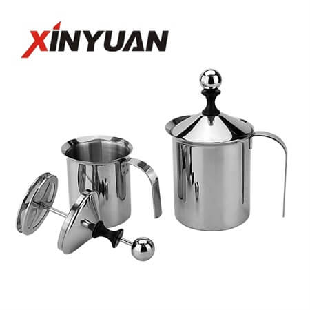 milk frother milk foam makerwith stainless steel of factory hot sale and good price FT-03303