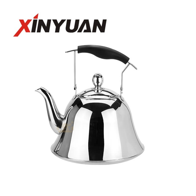 Modern Kettle of Stainless Steel with Long Service Life FT-01411-A