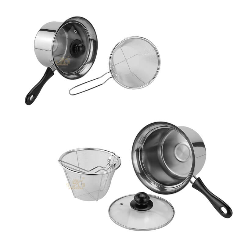 noodle pot factory best stainless pans supplier