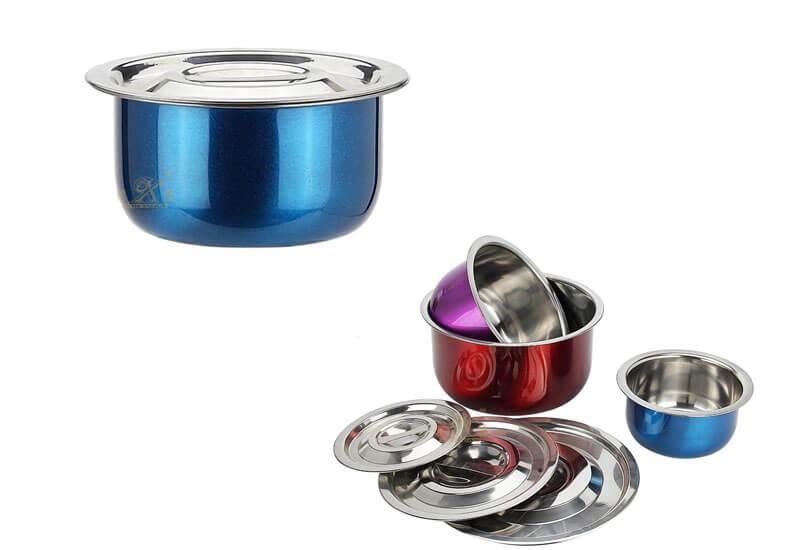 pan sale factory cooking pot set supplier