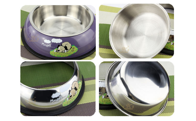 pet bowls feeder OEM cat food bowl wholesale