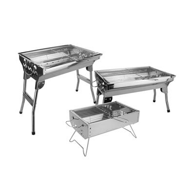 BBQ grill exporter portable barbecue grill factory
