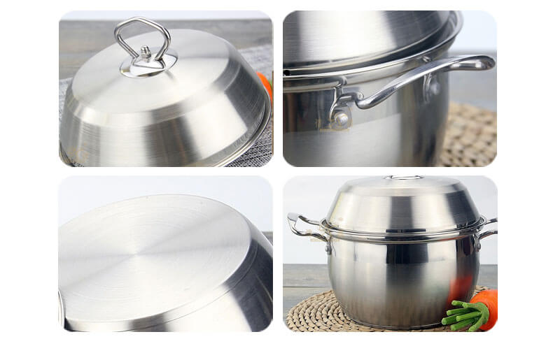 pot steel factory carbon steel cookware wholesale