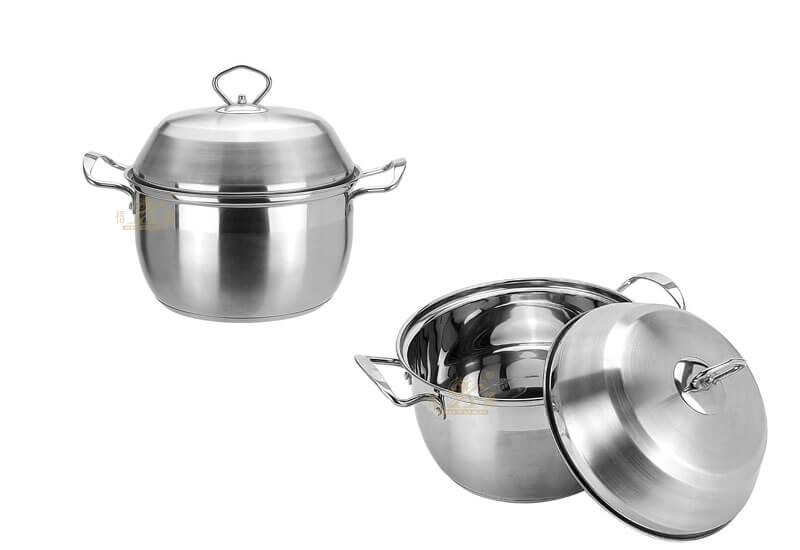 pot steel factory carbon steel cookware manufacturer