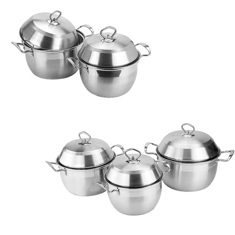 pot steel factory carbon steel cookware price