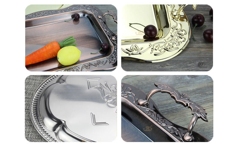 decorative OEM tray hotel wholesale