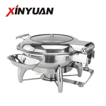 roll top chafing dish wholesale