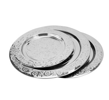 golden tray OEM Plates factory