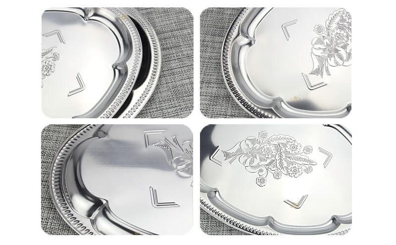 eating trays OEM dishes plates wholesale