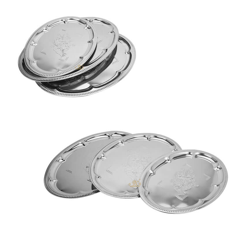 eating trays OEM dishes plates supplier
