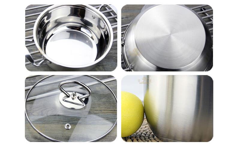 soup pot factory cheap pots and pans wholesale