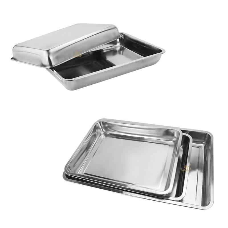 square tray supplier