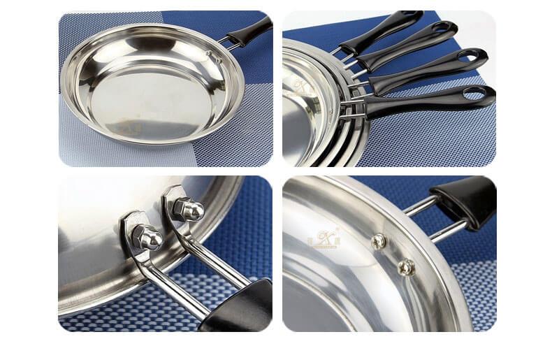 ss pan wholesale