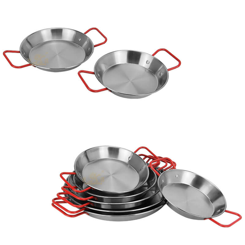 stainless frying pan factory stainless-steel cookware supplier